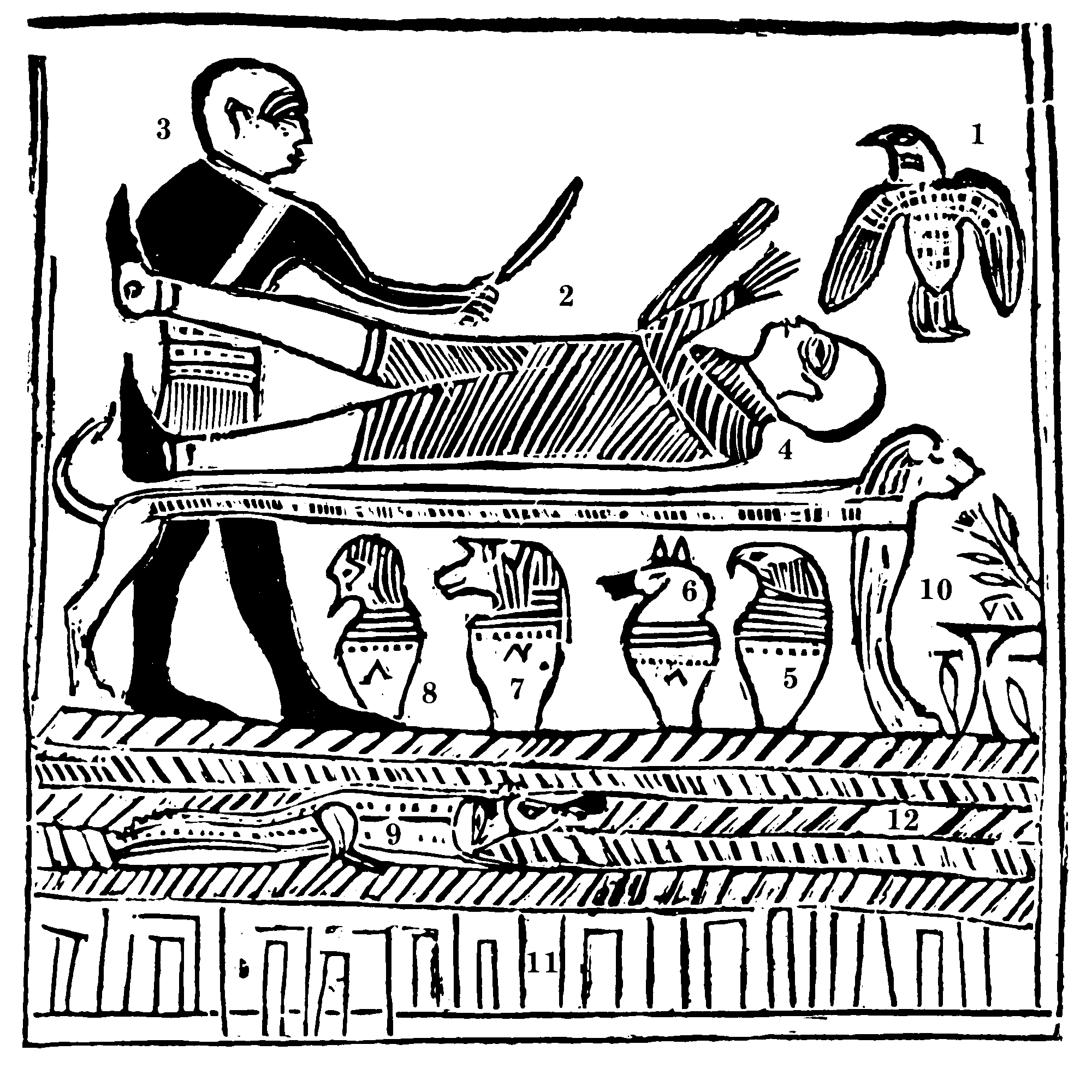 The book of Abraham facsimiles in high resolution