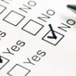 Voting criteria for Latter-day Saints