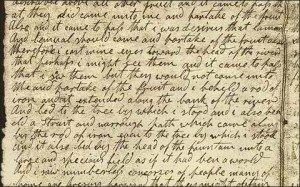 Book of Mormon Printer's Manuscript