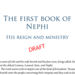 Structured Edition scripture sample: 1 Nephi